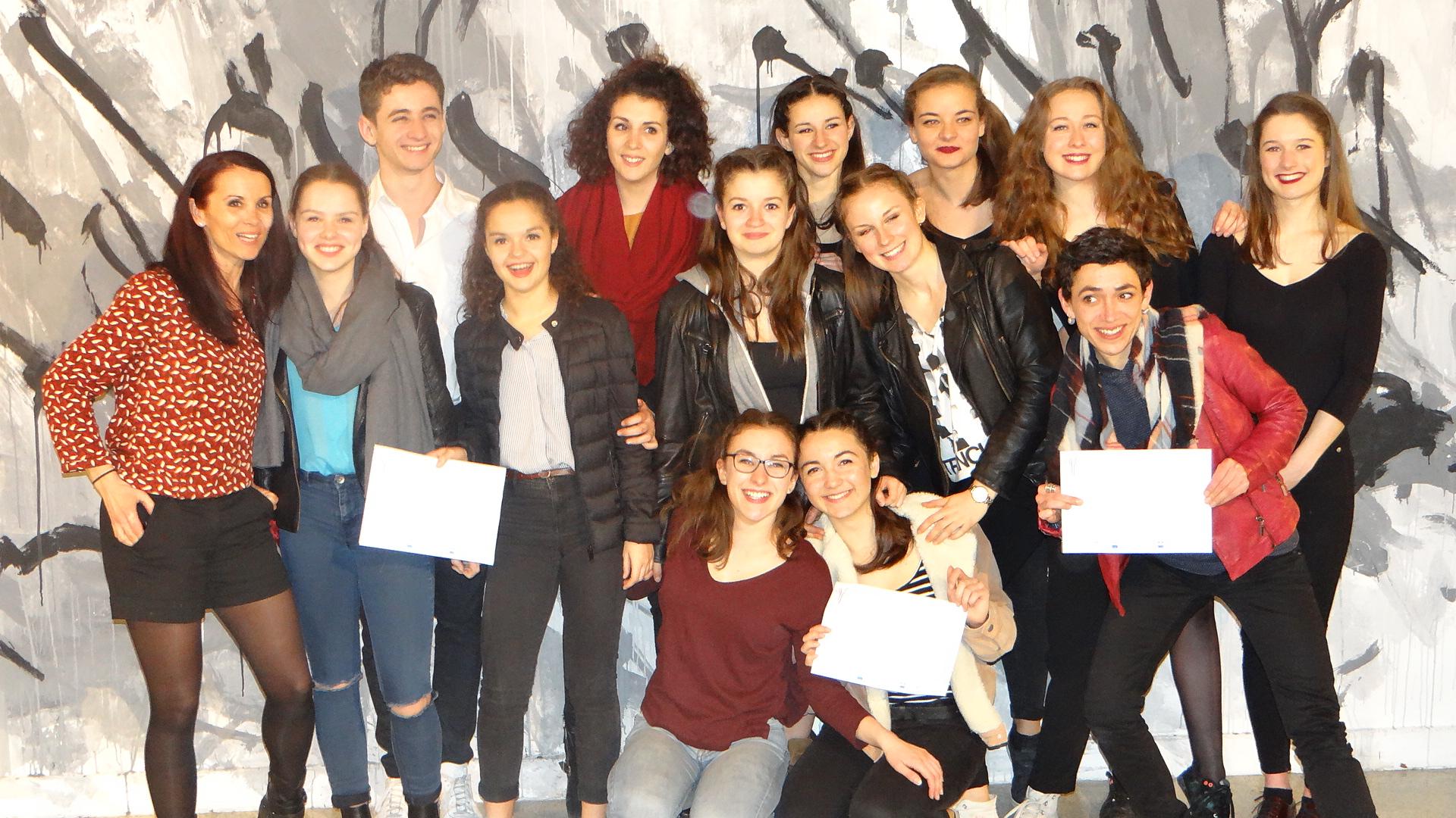 Rencontres chorégraphiques départemental Rennes 4 mars 2017