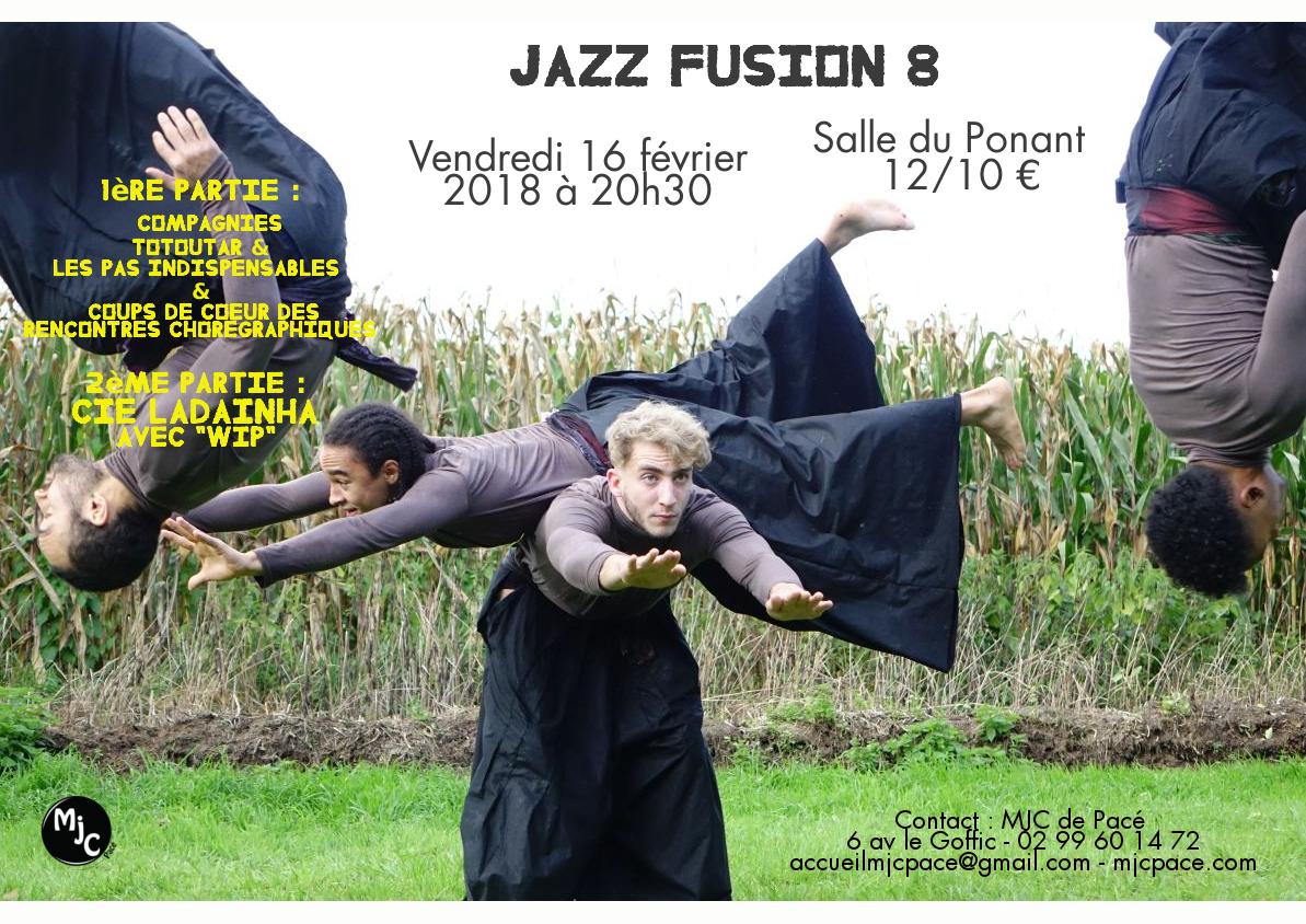 affiche Jazz fusion 16022018